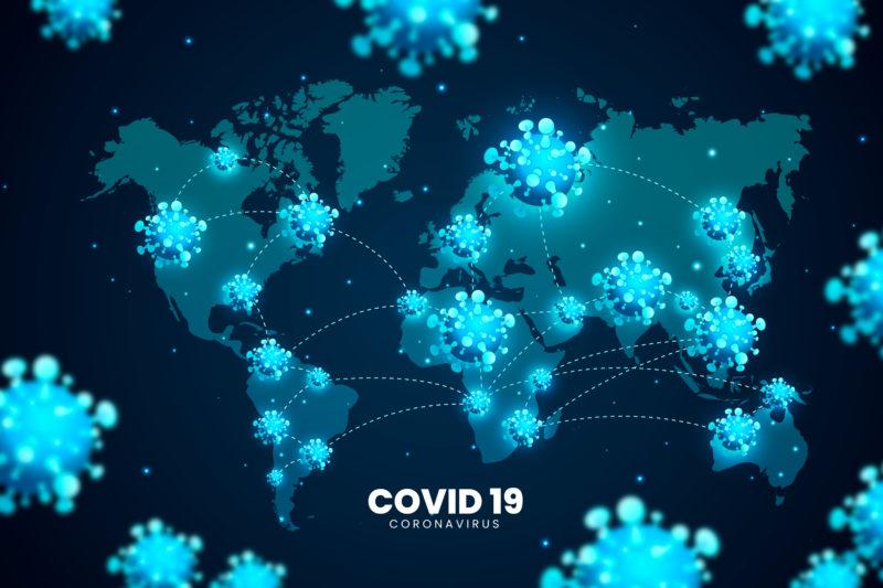 Ewolucja, projekt i COVID-19