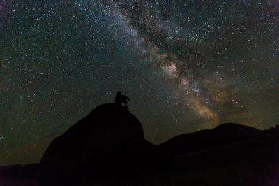 En Arche, czyli Wszechświat – człowiek – nauka