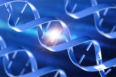 Prehistoria odkrycia struktury DNA