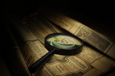 Darwin pod lupą: u podstaw wielkiej teorii