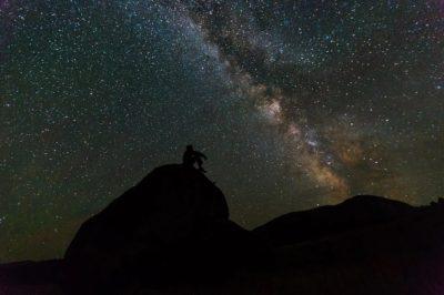Życie w kosmosie jako experimentum crucis darwinowskiego ewolucjonizmu i teorii inteligentnego projektu