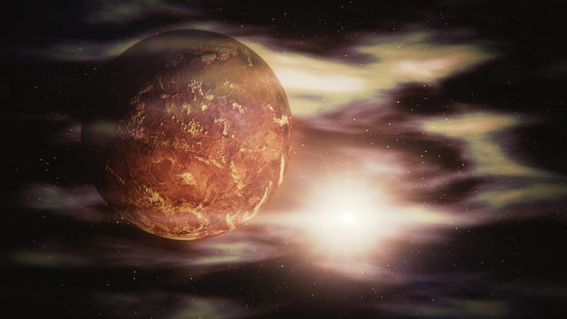 Hipotetyczne życie na Wenus w kontekście abiogenezy